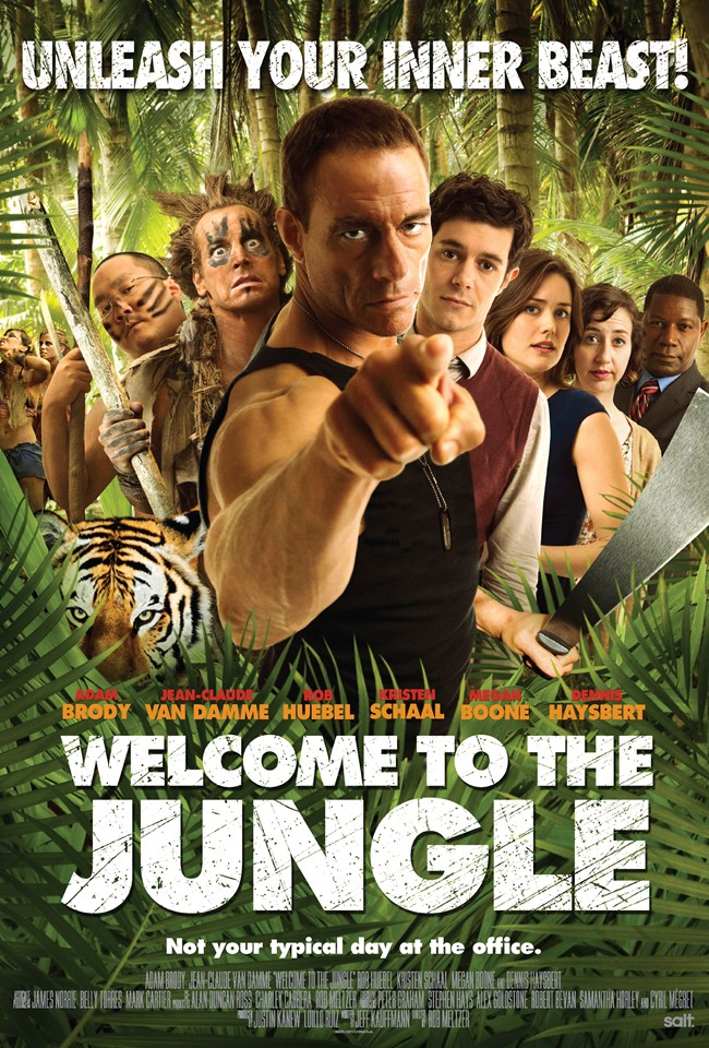 ����� ���������� � ������� - Welcome to the Jungle