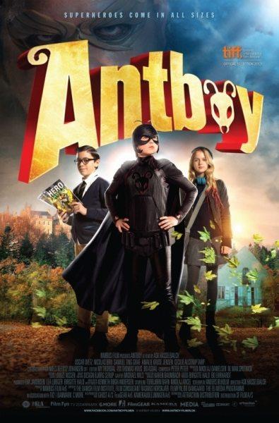 Антбой - Antboy