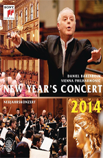 Новогодний концерт Венского филармонического оркестра 2014 - Neujahrskonzert 2014