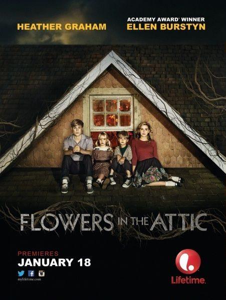 Цветы на чердаке - Flowers in the Attic