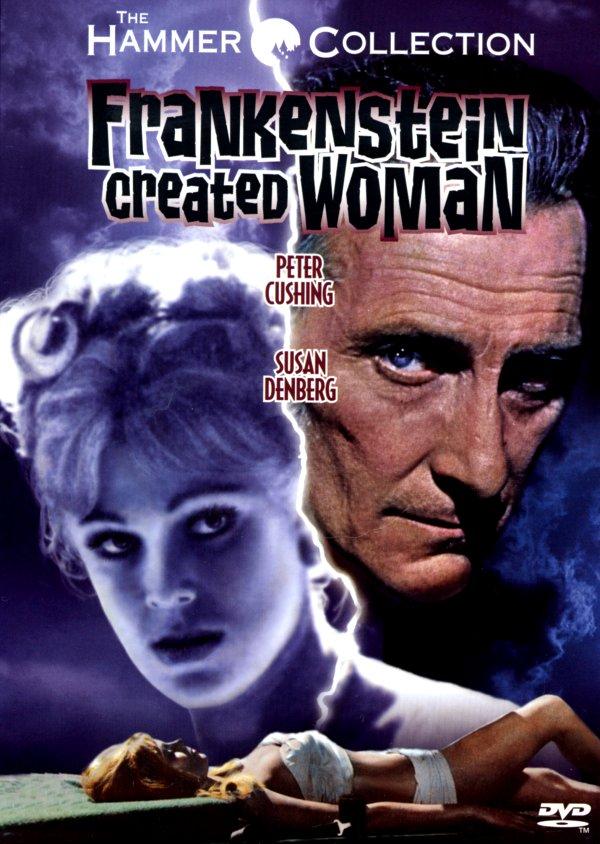 Франкенштейн создал женщину - Frankenstein Created Woman