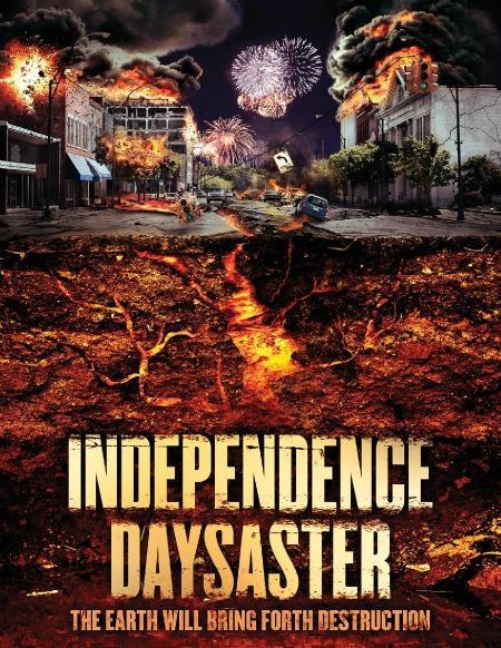 Катастрофа на День независимости - Independence Daysaster