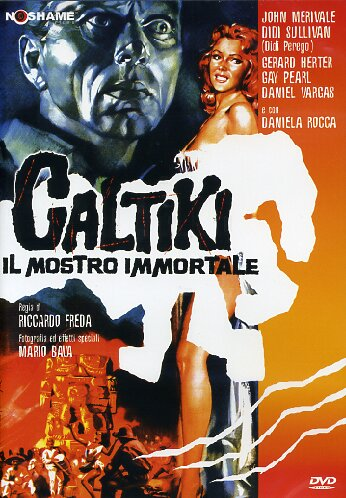 Калтики - бессмертный монстр - Caltiki - il mostro immortale