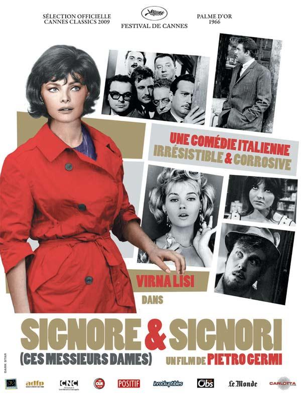 Дамы и господа - Signore & Signori