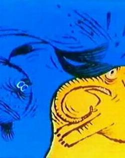 Великая битва слона с китом - Velikaya bitva slona s kitom