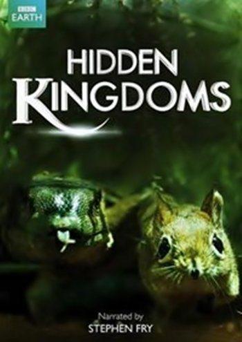 BBC: Сокрытые миры - BBC. Hidden Kingdoms