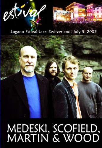 Medeski, Scofield, Martin & Wood - Estival Jazz Lugano
