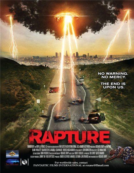 Новый апокалипсис. Молния судьбы - Rapture