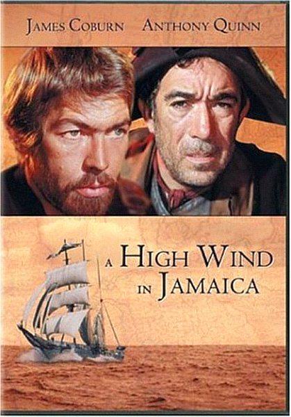 Ураган над Ямайкой - A High Wind in Jamaica