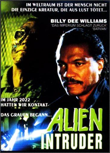 Гостья из космоса - Alien Intruder