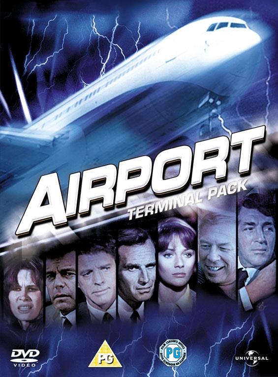 Аэропорт: Коллекция - Airport- Terminal pack