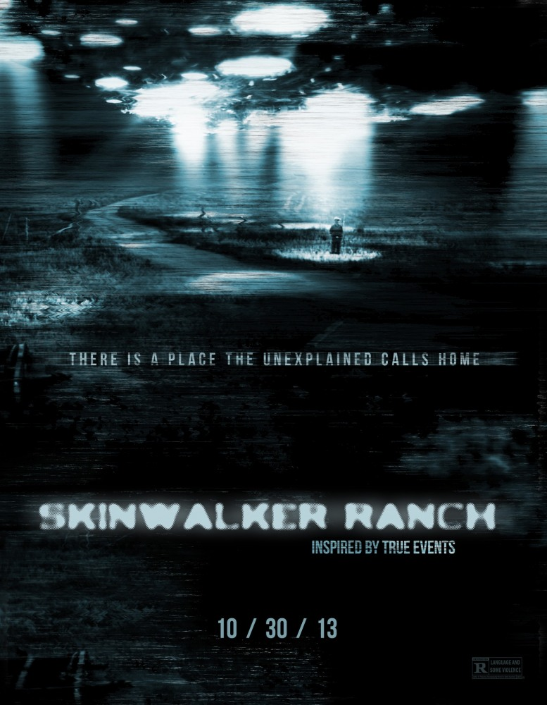 Ранчо Скинуолкер - Skinwalker Ranch