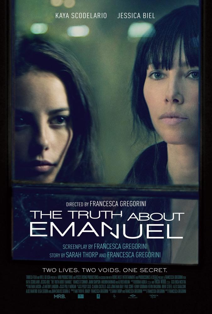 Эммануэль и правда о рыбах - The Truth About Emanuel