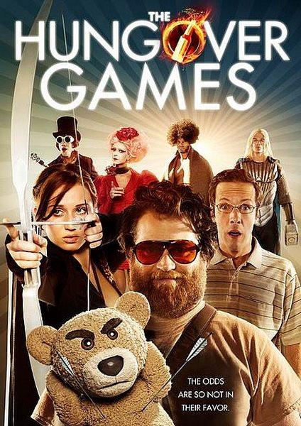 Похмельные игры - The Hungover Games