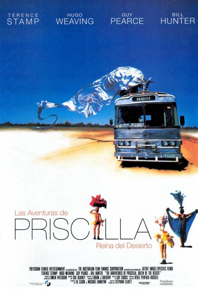 Приключения Присциллы, королевы пустыни - The Adventures of Priscilla, Queen of the Desert