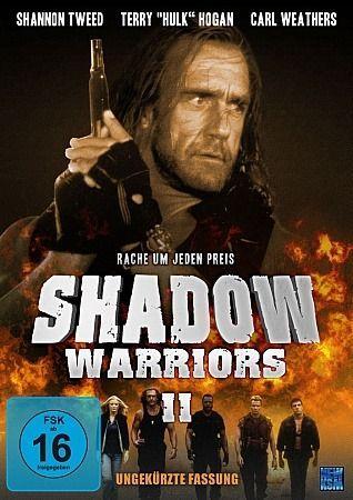 Нападение на Остров Дьявола 2: Гора Смерти - Shadow Warriors II- Hunt for the Death Merchant