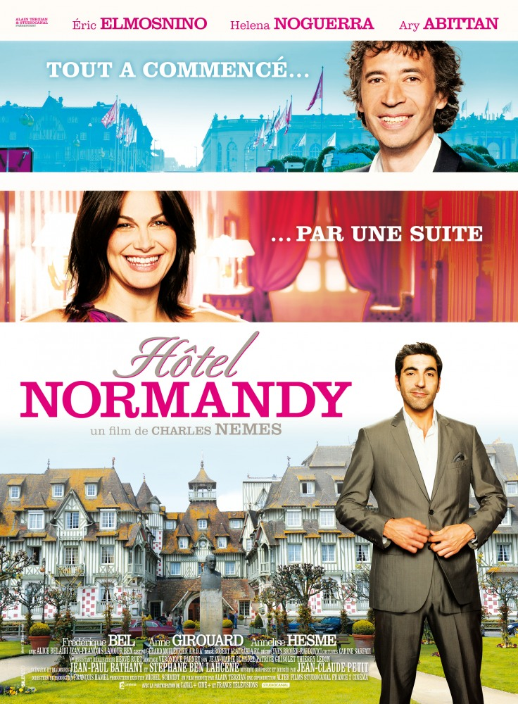 ����� ������������� �������� - Hôtel Normandy