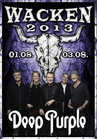 Deep Purple - Live Wacken