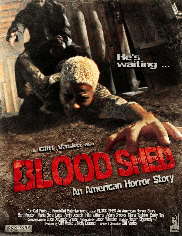 Кровавое пристанище - Blood Shed