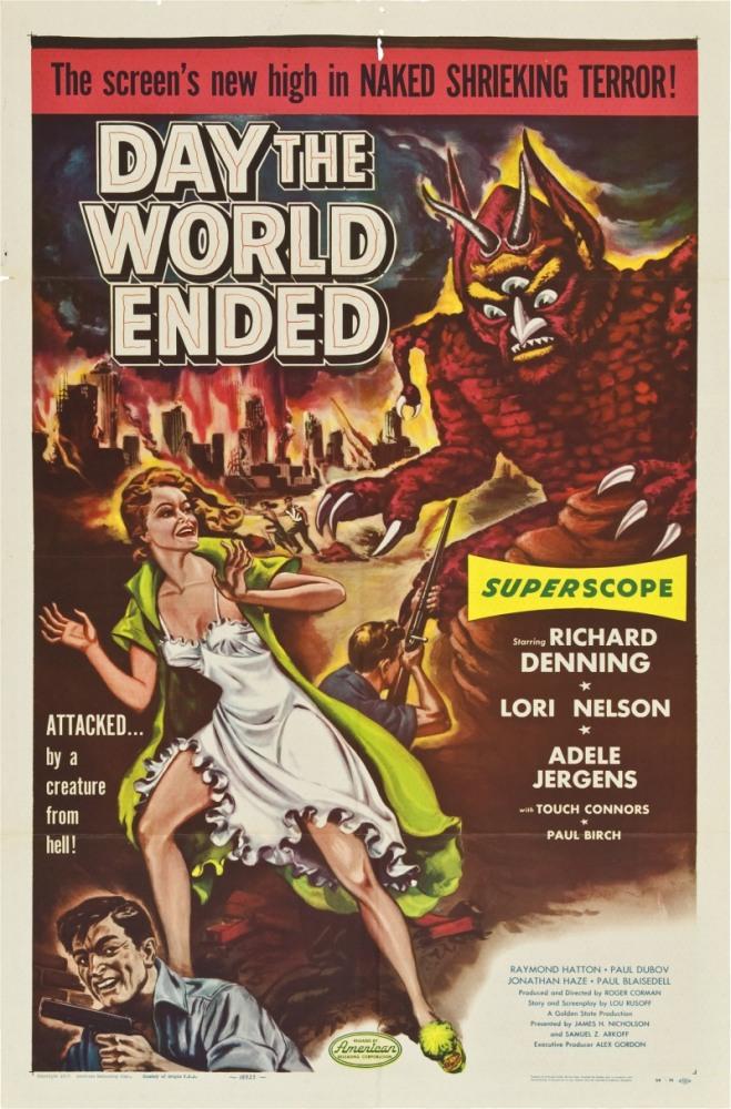 День, когда Земле пришел конец - Day the World Ended