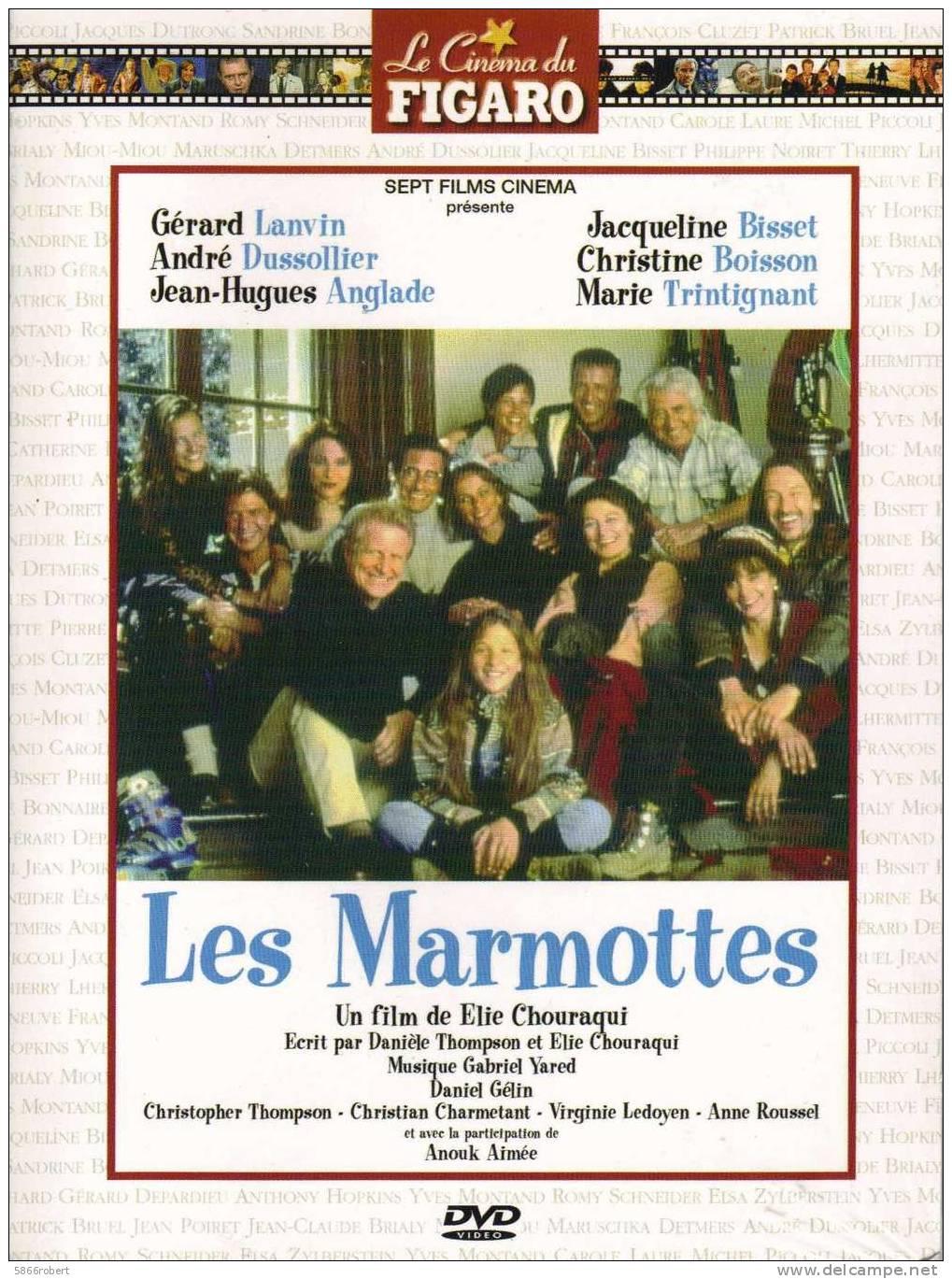 Праздник - Les marmottes
