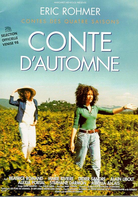 Осенняя сказка - Conte d'automne