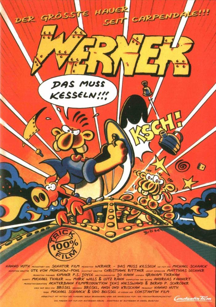 ������. ������� ���� �... - Werner - Das muss kesseln!!!