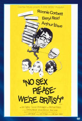 Никакого секса, пожалуйста, мы британцы - No Sex Please- We're British