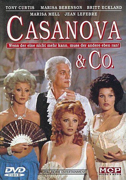 Казанова и компания - Casanova & Co