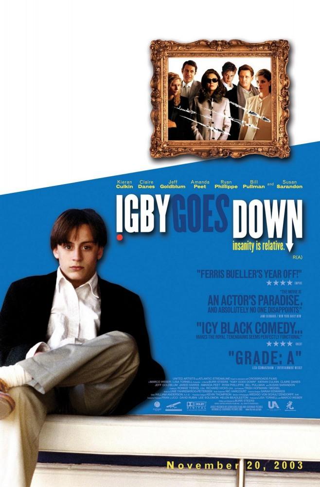 Игби идет ко дну - Igby Goes Down