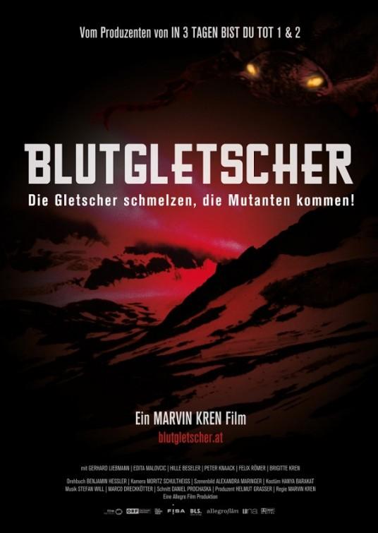 Кровавый ледник - Blutgletscher