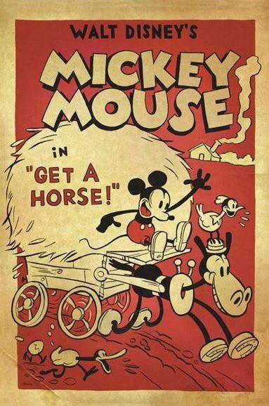 Конь-огонь - Get a Horse!