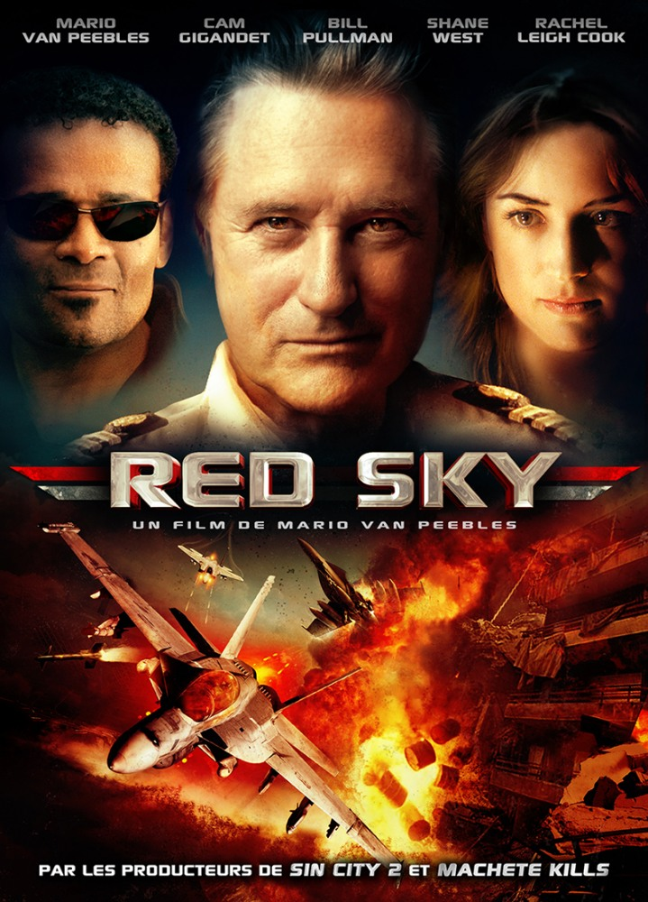 Красное небо - Red Sky