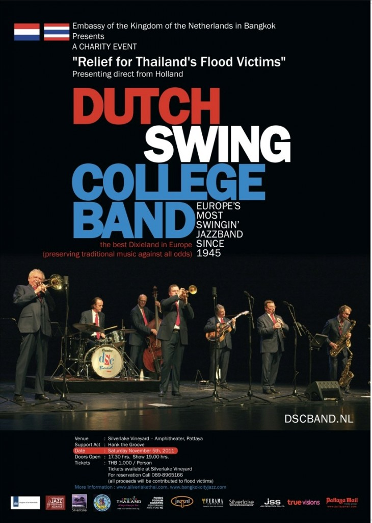 Dutch Swing College Band - Jazzwoche Burghausen