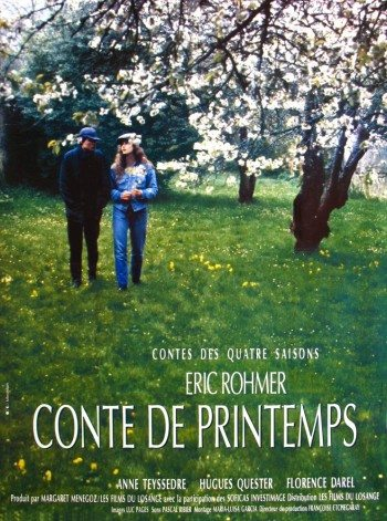 Весенняя сказка - Conte de Printemps