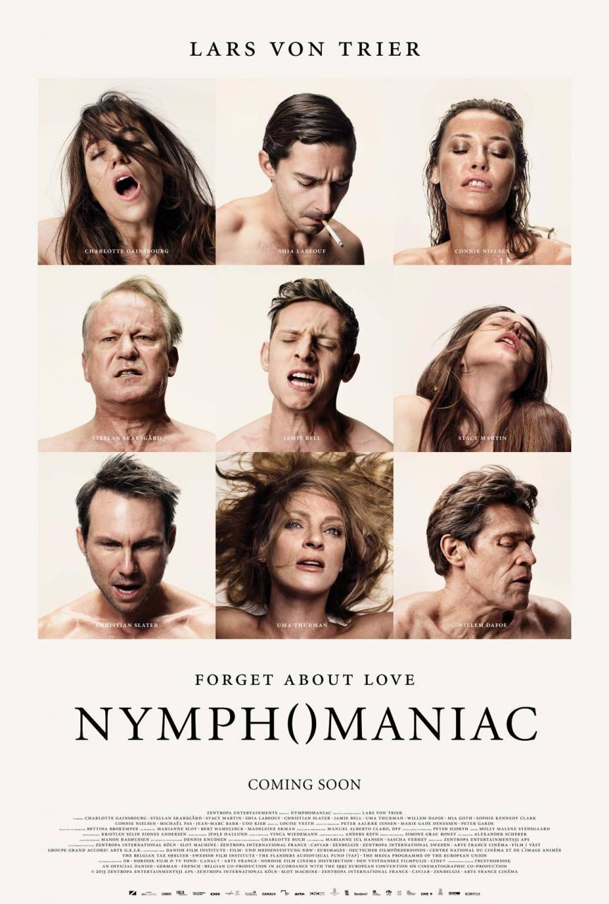 Нимфоманка - Nymphomaniac