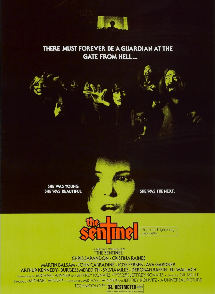 Часовой - The Sentinel