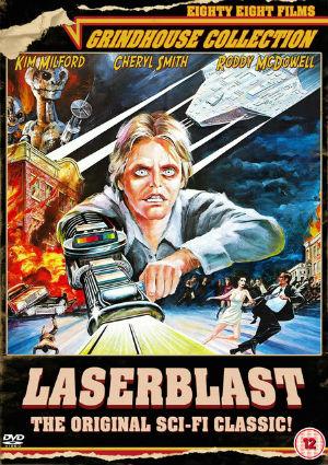 Лазерный взрыв - Laserblast