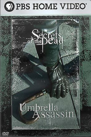 Убийца с зонтиком - The Umbrella Assassin
