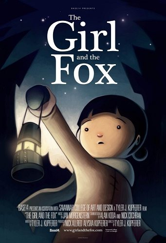 ������� � ��� - The Girl and the Fox