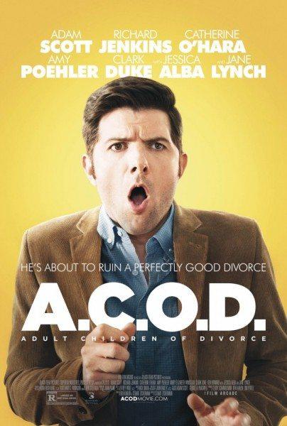 Взрослые дети развода - A.C.O.D.