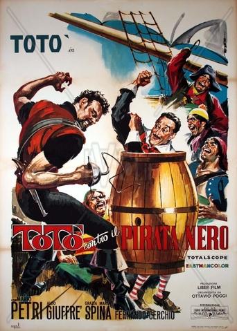 Тото против Черного пирата - TotГІ contro il pirata nero