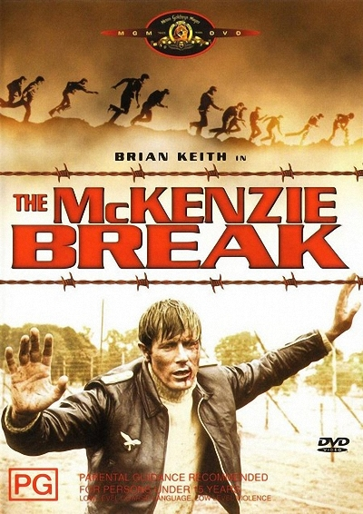 Побег из лагеря МакКензи - The McKenzie Break