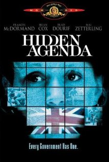 Тайные сведения - Hidden Agenda