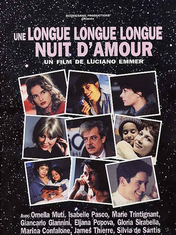 ������, ������, ������ ���� ����� - Una lunga lunga lunga notte d'amore