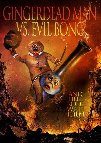 Спёкшийся против зловещего Бонга - Gingerdead Man Vs. Evil Bong