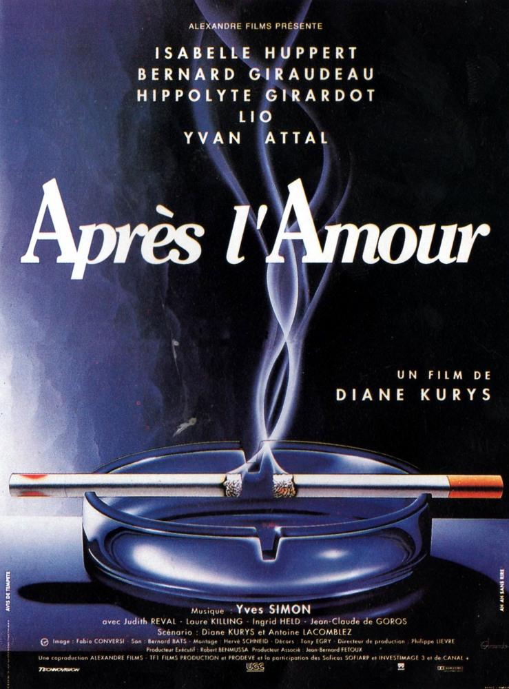 После любви - AprГЁs l'amour