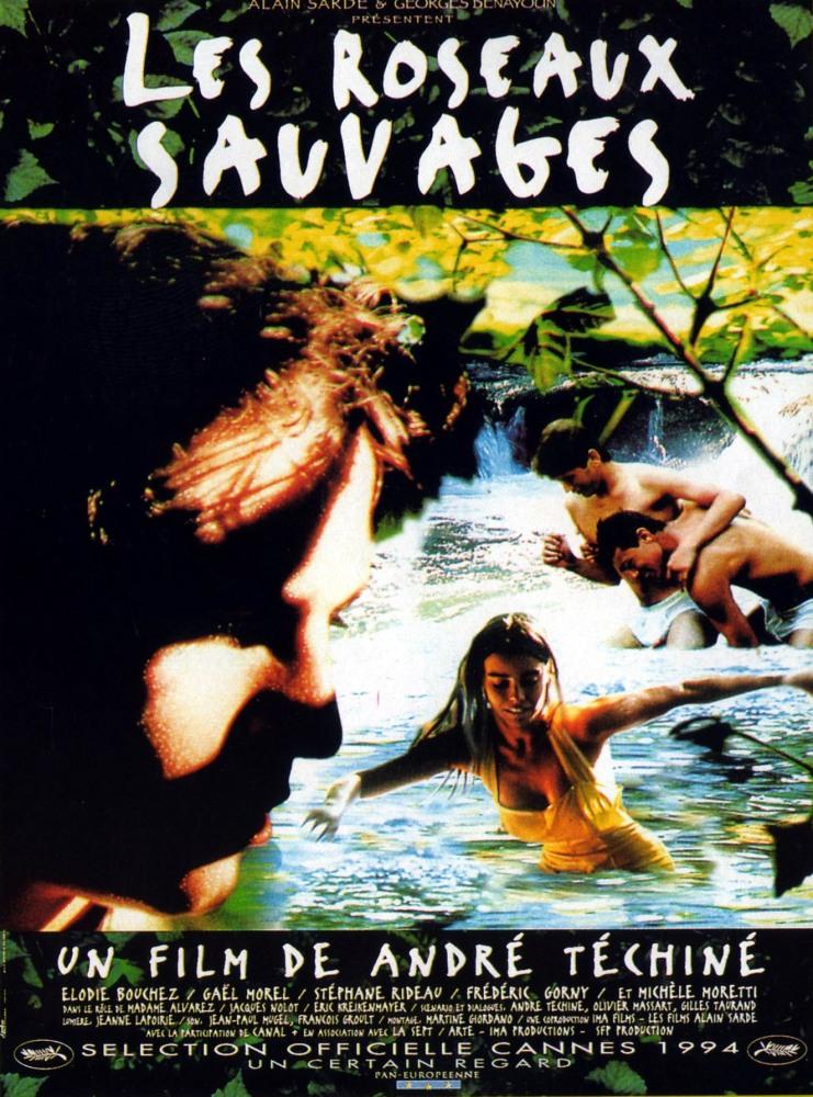 Дикий тростник - Les roseaux sauvages