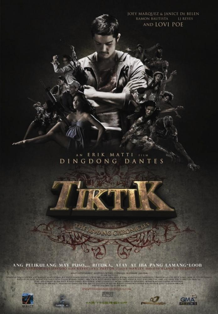 Тиктик: Хроники Асванг - Tiktik- The Aswang Chronicles