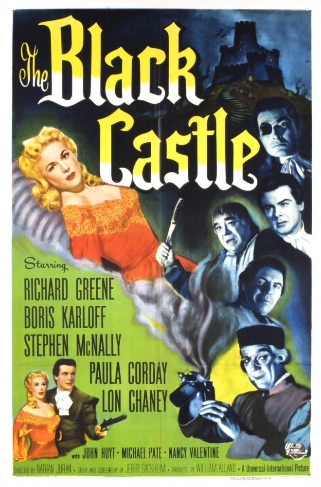 Черный замок - The Black Castle